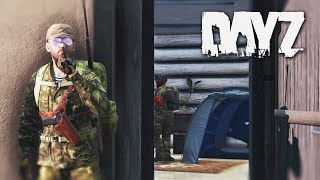 WE BUILT A TŔAP BASE IN DayZ And THIS IS HOW IT WENT...