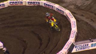 Supercross LIVE! 2014 - 2 Minutes on the Track - 450 Second Practice in Indianapolis