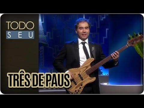 Musical Com A Banda Três De Paus - Todo Seu (19/03/18)