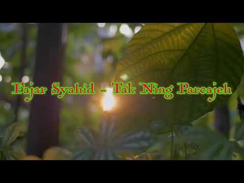 Fajar Syahid Lagu Madura Terbaru 2021 ~ Tak Ning Parcajeh (Video Lirik)