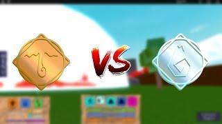 Roblox Elemental Battlegrounds   Ice vs Lava