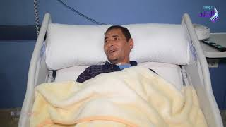 مريض بقوائم الانتظار: الرئيس أنقذني من الموت.. وأنقذ أولادي الأربعة .. فيديو