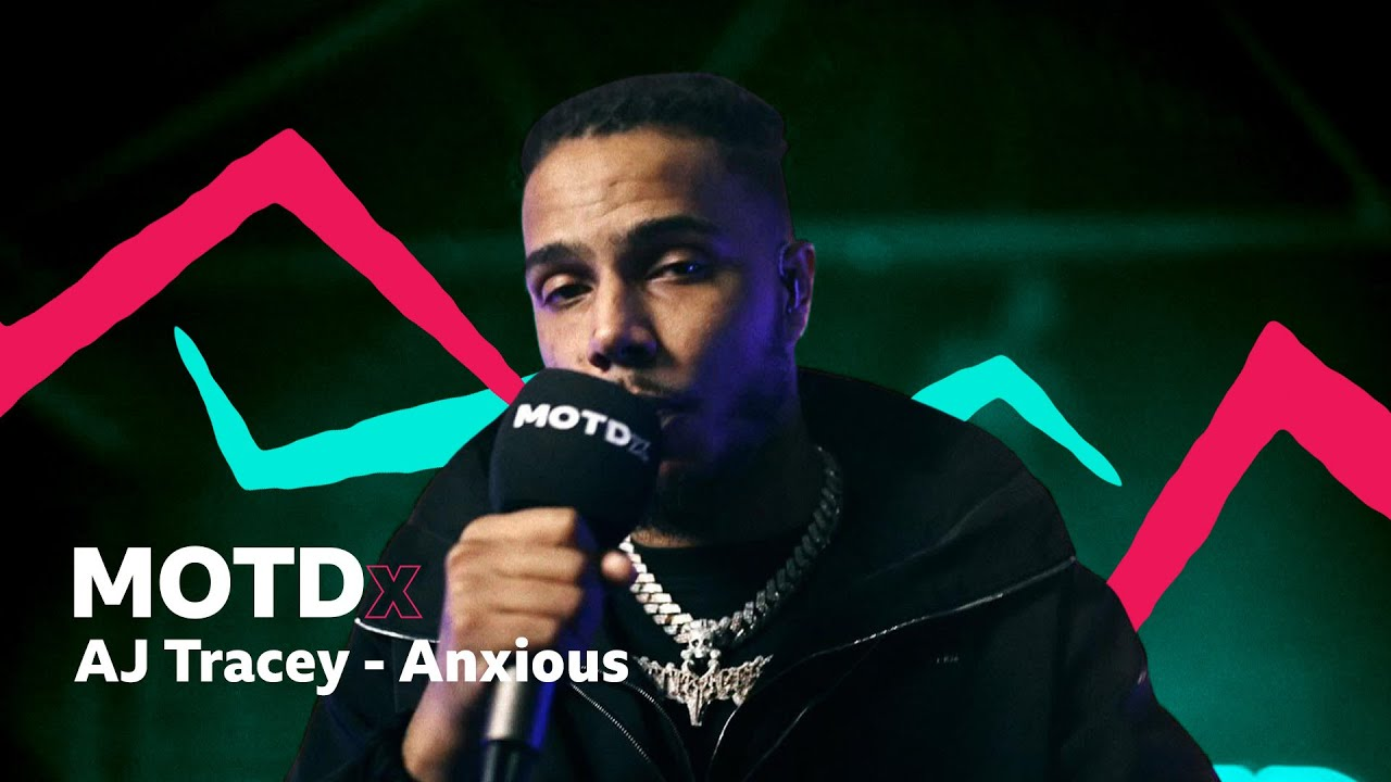 Download AJ Tracey –Anxious (MOTDx)