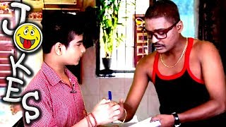 कोणतं Project मिळालं तुला | Father Son Funny Jokes | Marathi Latest Comedy