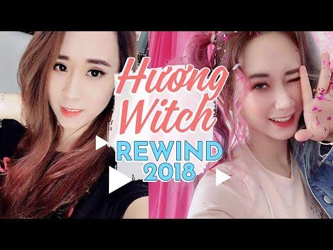 YOUTUBE REWIND 2018 HƯƠNG WITCH