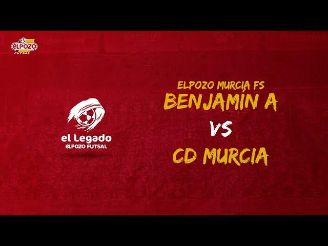 ElLegado - Benjamín A vs CD Murcia