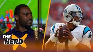 Michael Vick on if Cam Newton can return to MVP form, if he had an NFL rival and more | THE HERD