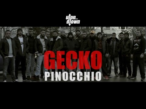 GECKO - Pinocchio (Baba Saad Diss) UpndownTV Premiere prod by Cashmo