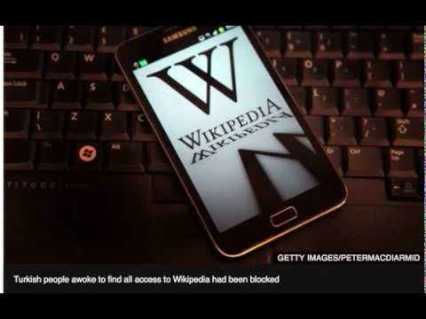 Turkish authorities block Wikipedia without giving reason