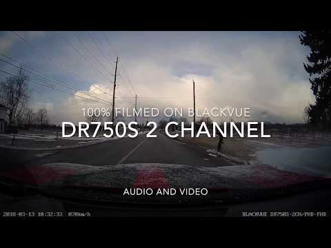 BlackVue Dash Cam Review Filmed Entirely on the DR750s