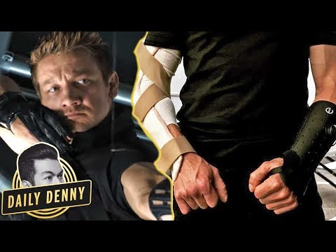 Jeremy Renner Fractures Both Arms During Movie Stunt That WASN'T 'The Avengers'  Daily Denny