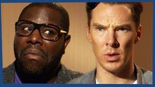 """""""I'm a hypocrite""""   Cumberbatch und McQueen Interview"""