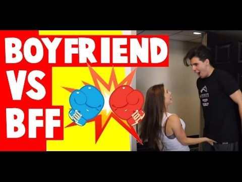BOYFRIEND VS BESTFRIEND  Amanda Cerny