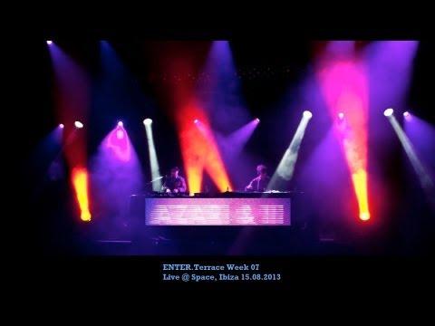 Azari & III - ENTER.Terrace Week 07 @Space, Ibiza (15.08.2013)