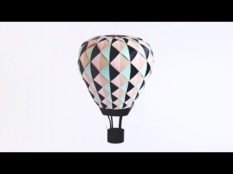 PaperMatrix - Tutorial - Twirled Balloon