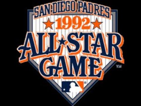 1992 MLB All Star Game