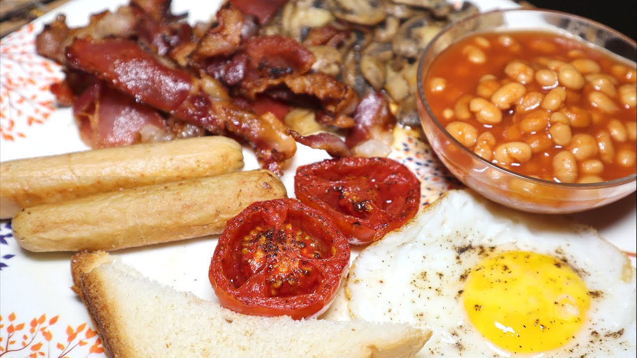 Full English Breakfast Recipe | Coastal Kitchen