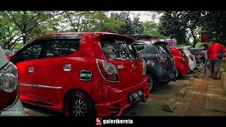 Daihatsu Ayla Indonesia Gathering at IAM2017 Indonesia AutoModified Jakarta