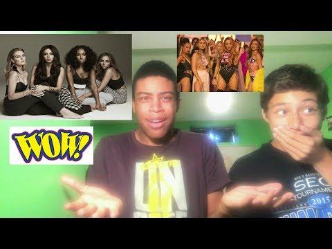 Little Mix - Power Ft Stormzy - Reaction Video!!