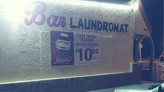 GLORY HOLES OF LAS VEGAS!!! - BAR LAUNDROMAT