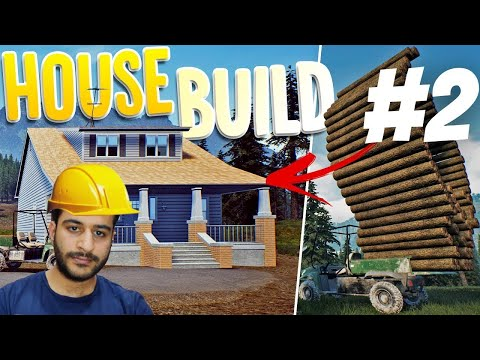 Ranch Simulator Gameplay Part 2| Built a New House| Hindi Gameplay |