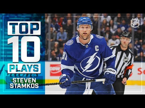 Top 10 Steven Stamkos Plays from 2018-2019