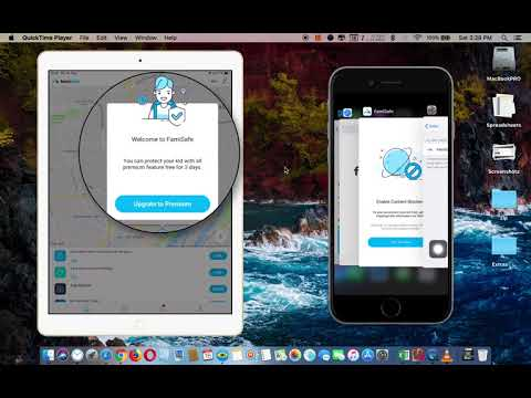 Control your kids iPhone, iPad & devices using FamiSafe - Parental control app review