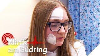 Mobbing? Wurde Carlotta (13) die Treppe runtergestoßen? | Klinik am Südring | SAT.1 TV