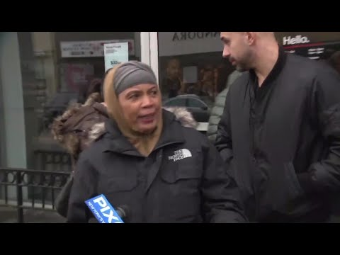 Bodhi - Woman Has No Time For People Complaining About Snow (Video)