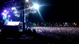 "JAY Z performs ""Dirt Off Your Shoulder"" live at COACHELLA 2010"
