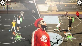 99 PURE SHOT CREATOR GAVE ME HIS JUMPSHOT! Best Jumpshot on NBA 2K19 For ShotCreating Builds