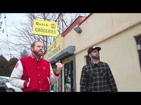CLERKS Filming Locations! THE VHS TAPES ARE STILL IN THE VIDEO STORE!!!