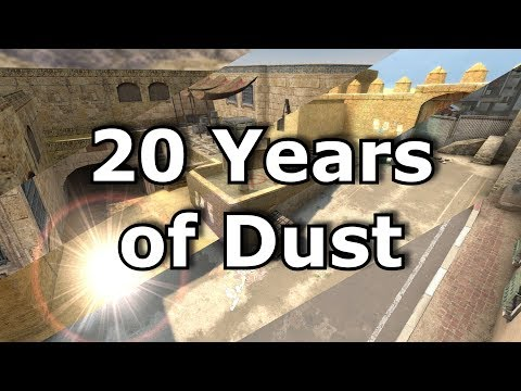 20 Years Of Dust - The Story So Far