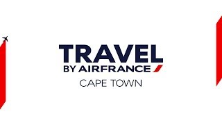 Travel by Air France - Cape Town