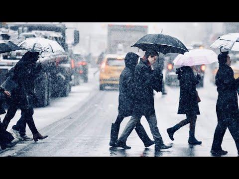 NEW YORK CITY 2018: THE AMERICAN WINTER [4K]