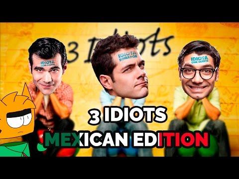 Opinión | 3 Idiotas, la adaptación Mexicana.