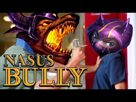 AP NASUS BULLYING RAT KENNEN TOP LANE - Trick2G