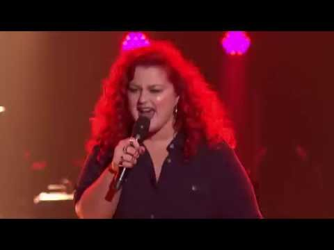 Ellen Reed sings 'Good Luck' | The Voice Australia 2016
