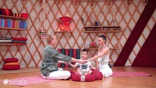 Lola Yoga x Nature & Découvertes - Saison 4 - Séance 2 - En famille