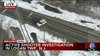 Active shooter situation at UPS facility in New Jersey