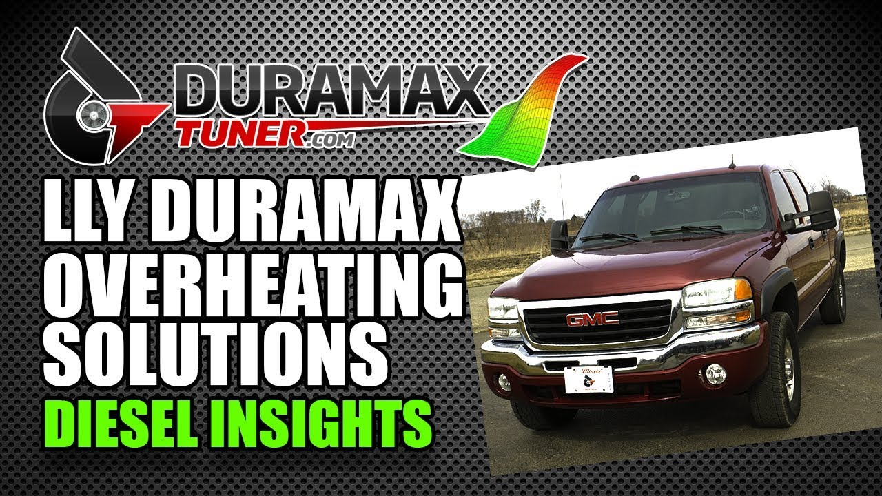 Duramax LLY Overheating Solutions
