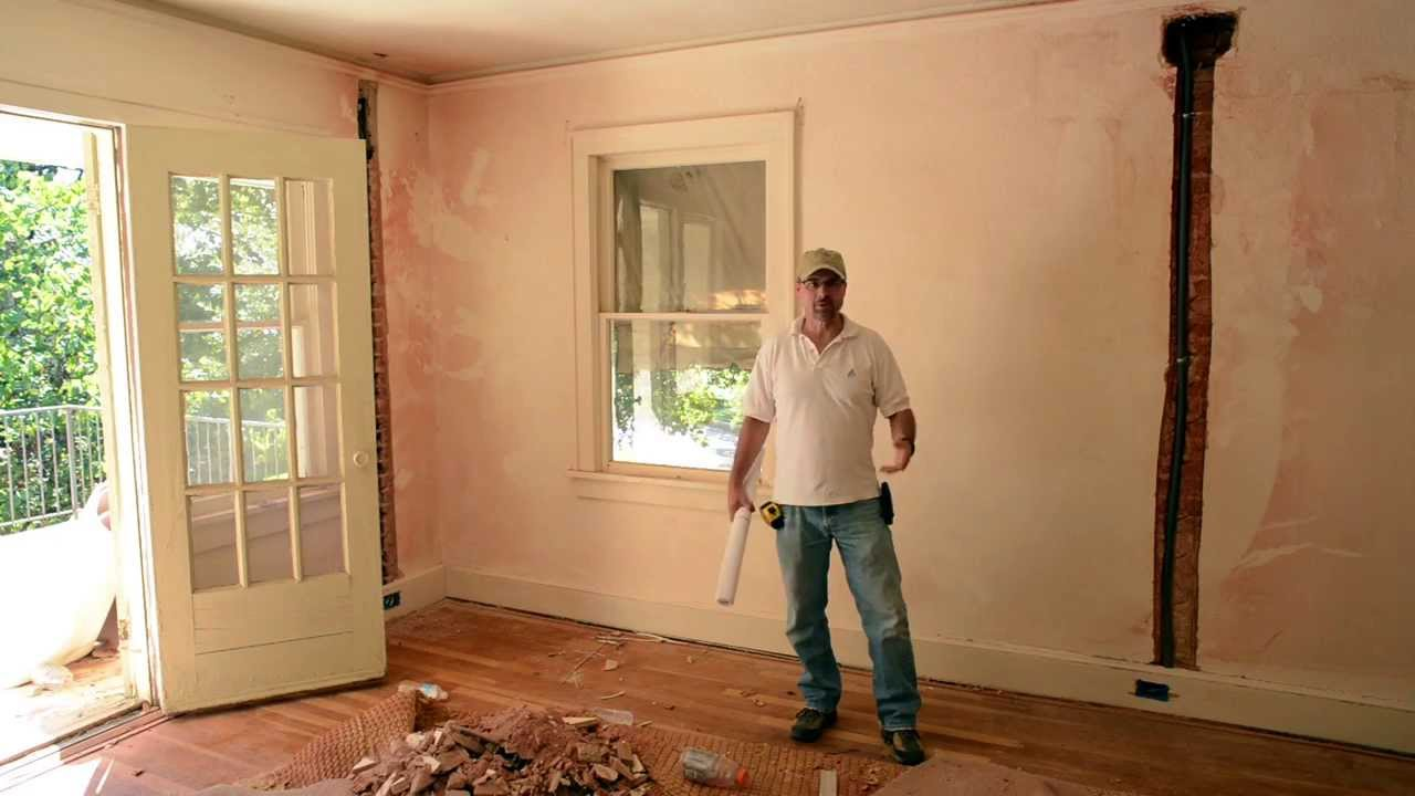 Rewiring a Historic House Fort Worth - YouTube