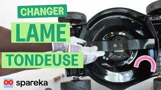 Comment réparer votre tondeuse : remplacer la lame