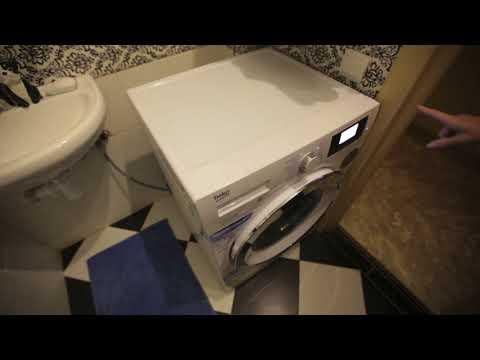 Centrifuging and pumping program - BEKO WMB 51441, Washing machine, lavadora movie #84из YouTube · Длительность: 12 мин27 с