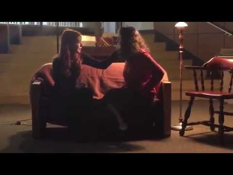 The Children's Hour-Karen and Martha Scene