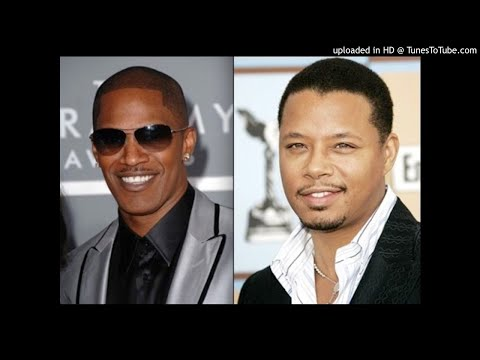 2008  Foxx imitates Terrence Howard mayne