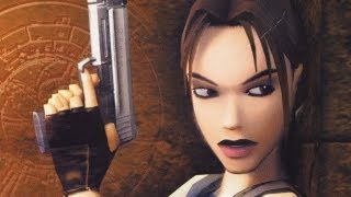 Classic Game Room - TOMB RAIDER: THE PROPHECY review for Game Boy Advance