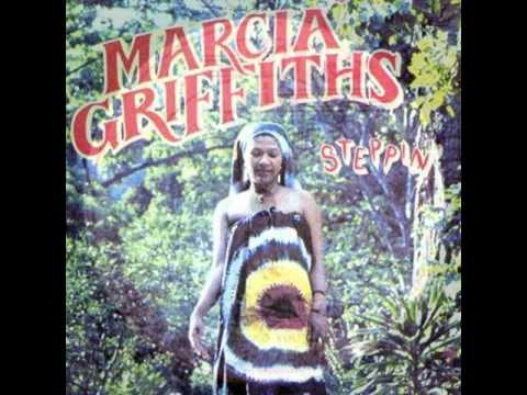 Marcia Griffiths - Peaceful Woman - (Steppin)