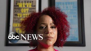 Journalist Nikole Hannah-Jones discusses her tenure battle