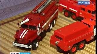 Визуализация желаний. Владислав Ширшиков собирает модели пожарных машин и мечтает работать в МЧС